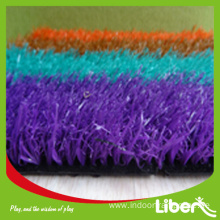 Synthetic grass for landscape soccer fields basketball