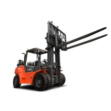 Factory Price for High Standard Forklift 7.0 Ton LPG&Gasoline Forklift With Double Air Filter export to Serbia Importers