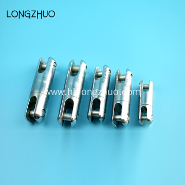 Pole Line Hardware Steel Rotating Cable Connector