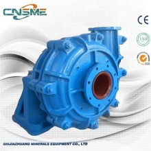 Manufacturer for for China Gold Mine Slurry Pumps, Warman AH Slurry Pumps supplier Heavy Duty Metal Slurry Pump supply to Singapore Manufacturer