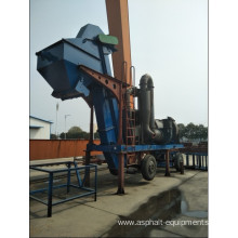 Factory making for Asphalt Batch Mixing Plant DHB20 drum asphalt mixing plant export to Uganda Wholesale