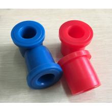 OEM for Polyurethane Bushing Red TPU Polyurethane Taper Bushing for Trucks supply to China Macau Manufacturer