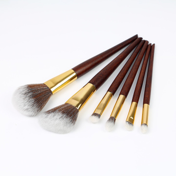 6 I-Piece best Synthetic Makeup Brush Setha