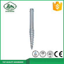 Leading for Foundation Screw Anchors Ground Piles Anchor For Fence export to Mexico Exporter
