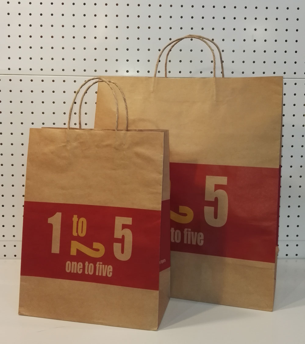 Cheap Kraft Bags With Handles