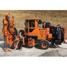 Multifunctional Highway Guardrail Pile Drive