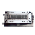 Automotive air conditioner venting plastic injection moulds