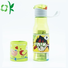 Cartoon Heat Resistant Silicone Sleeve for Bottle