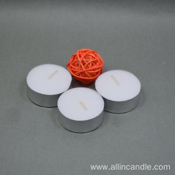Cheap Home Decoration Multi-Colored Tealight Candle