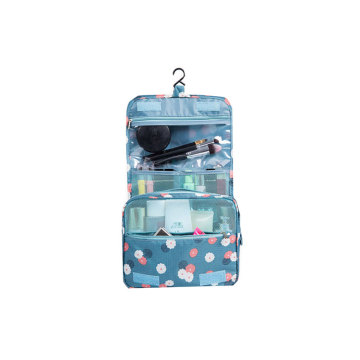 Makeup Acrylic Organizer Clear Toiletry Bag  for Travel