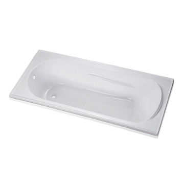 60 Inch Alcove Tub with or without Apron