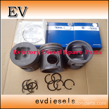 NISSAN engine parts piston PD6 piston ring