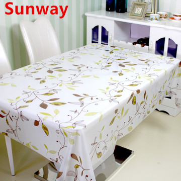 Custom Square Plastic Tablecloth