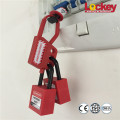 Industry Safety Nylon Insulation lockout Hasp