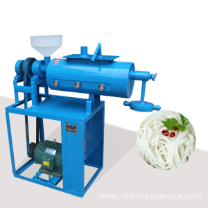 Factory Supply Factory price for China Enhanced Starch Noodle Machine,Noodle Maker ,Automatic Noodle Making Machine  Supplier SMJ-50 type potato starch self-cooking noodle machine export to Russian Federation Importers