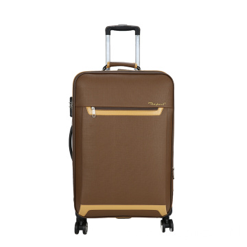 Trolley spinner luggage suitcase