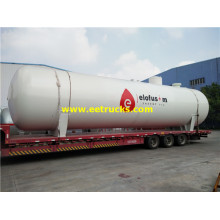 100cbm Commercial Aboveground LPG Tanks