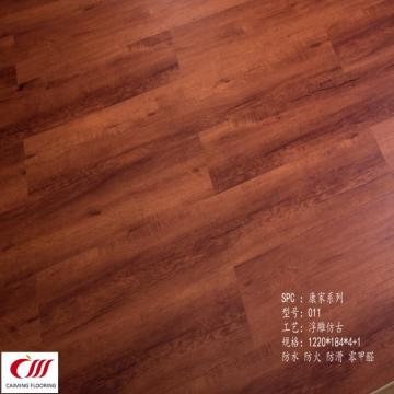 4MM SPC Flooring con 0.3mm Wearlayer