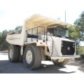 Non-highway mining terex dump truck tr60 for sale