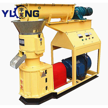 Small pellet making machine wood price