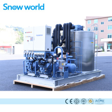 Snow world Industrial Flake Ice Machine For Sale