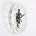 12 Inches Hollowed-out Gear Wall Clock