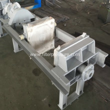 Jack Manual Type Plate Filter Press