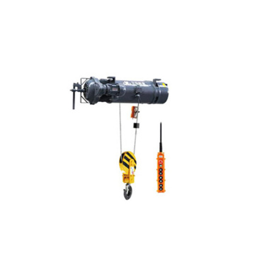 Construction double speed MD electric hoist