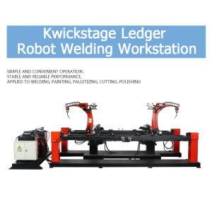 Welding Robot Workstation for Frame Scaffolding