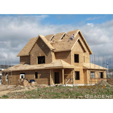 2019 Super Energy Efficient Affordable Healthy Wooden Home