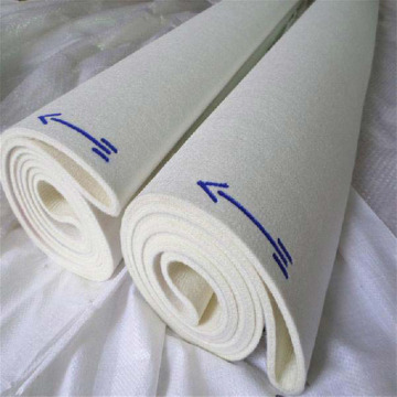 Best Quality for Heat Transfer Printing Felt Industrial Endless Nomex Transfer Printing Felt Belt export to Russian Federation Wholesale