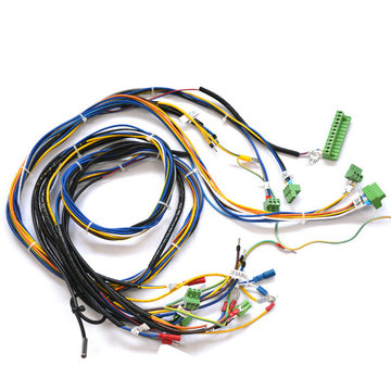 Audi car wiring harness