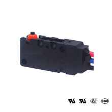 Good User Reputation for Miniature Micro Switch UL High Current Long Life Waterproof Micro Switches supply to France Factories