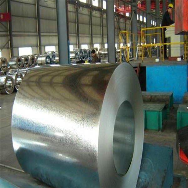 steel coil galvanized