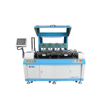 Four Stations Smart SIM Card Punching Machine