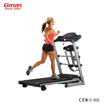 Professional Motorised Electric Treadmill Fitness Equipment