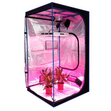 Greenhouse Hydroponics Inside Grow Tent