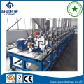 Galvanized Sigma Profile Steel Roll Forming Machine