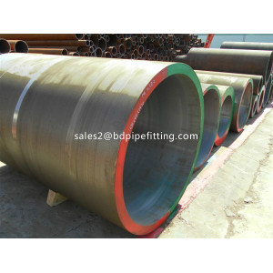 Q195 Low Carbon Steel Pipe