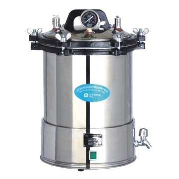 24L laboratory portable steam sterilizer