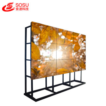 lcd video wall with 5.3mm DID