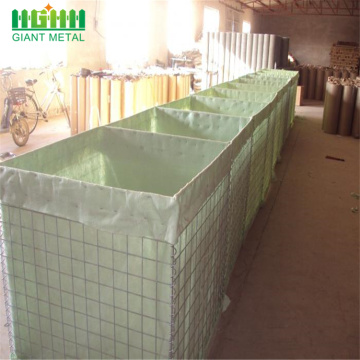7x5x5 border blast hesco barrier for military protection