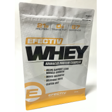 Protein Powder Flat Bottom Packaging Bag