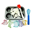 Animals Shape Cookie Cutter Kids Baking Tools Set