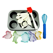 Good Quality for China Baking Set,Baking Mold,Toast Baking Mold Manufacturer Animals Shape Cookie Cutter Kids Baking Tools Set export to Indonesia Wholesale