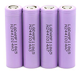flashlight download battery 18650 Battery LG MF1 10A