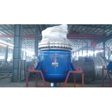 Carbon steel chemical storage tank with jacket