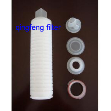 0.45um 10inch PTFE Filter Cartridge Water Filtration