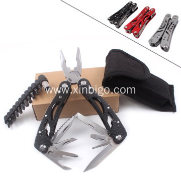 11 in 1 Multitool Combination Pliers