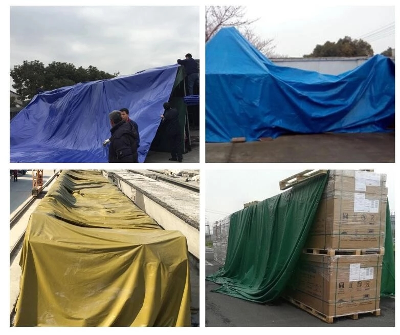 Outdoor Waterproof Tarpaulin Cargo Cover